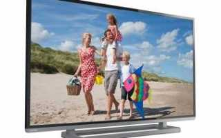 Телевизоры toshiba: обзор моделей и настройка